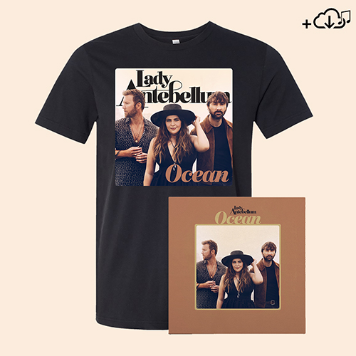 image of Lady Antebellum - Ocean Digital Download Bundle
